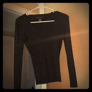 Black New York and company sweater
